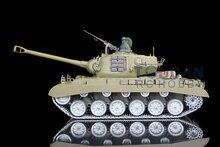 HengLong 1/16 USA Pershing M26 RTR RC Tank Customized Ver Metal Road Wheels 3838