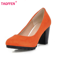 Ladies High Heel Shoes Gladiator Shoes Women Platform Fashion Square Heeled Footwear High Heels Pumps Shoes Size 34-43 PA00904