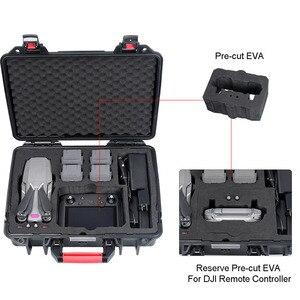 Image 4 - Smatree Waterproof Carrying Case for DJI Mavic 2 Pro/DJI Mavic 2 Zoom Fly More Combo,for DJI Smart Controller