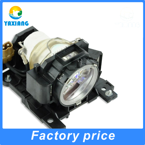 ФОТО Projector lamp bulb DT00891 with housing for Hitachi CP-A100 ED-A100 ED-A110 CP-A101 CP-A100J ED-A100J ED-A110J HCP-A8