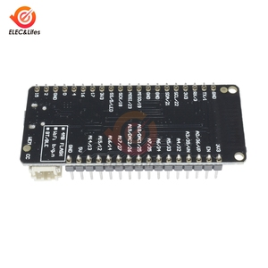 Image 4 - WeMos Mini D1 LOLIN32 ESP32 ESP 32 ESP 32S ESP32S Wifi Bluetooth 무선 모듈 기반 ESP WROOM 32 듀얼 코어 CPU 4MB 플래시