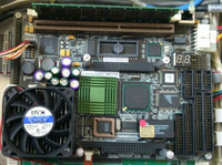 ELE 1602 Rev A Embedded Industrial Motherboard FI RBXEB FAD01/4|Remote Controls|   -