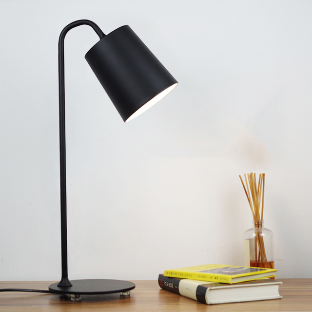 Desk Lamp European Style Led Bedside lamps Reading Led Table Lamp light office lighting