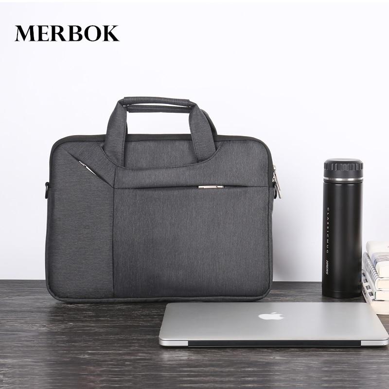 Top Selling Laptop Bag Women Men Notebook Bag For Asus Acer Hp 14 Laptop Bag Case For MSI GE62VR 6RF Apache Pro Xotic PC 15.6