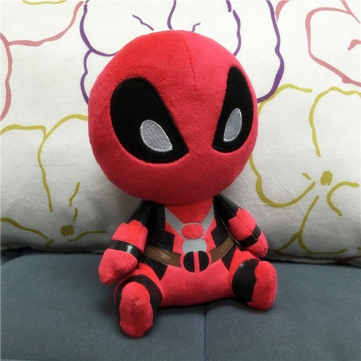 Sıcak Satmak Ücretsiz Brinquedos Funko Pop X-men Deadpool Figürü Anime Sıcak Peluş Oyuncaklar, çocuklar Çocuklar için Oyuncaklar Action Figure Juguetes