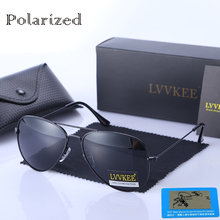 LVVKEE Brand Classic Polarized Sunglasses Men/Women Colorful Reflective 58mm Lens Sun Glasses UV400 Eyewear Accessories