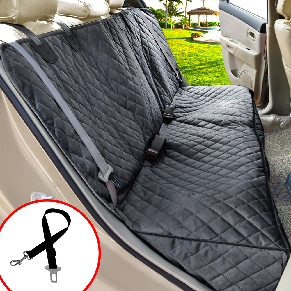 Dog Seat Covers For Trucks >> Us 21 36 32 Off Dog Seat Cover Back Seat Covers 100 Waterproof Nonslip 600d Heavy Duty Bench Car Seat Covers With Armrest Fits Trucks Suv S In Dog