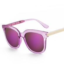 2016 Fashion Vintage Sunglasses Women Brand Designer Square Sun Glasses Men Women Glasses oculos de sol feminino