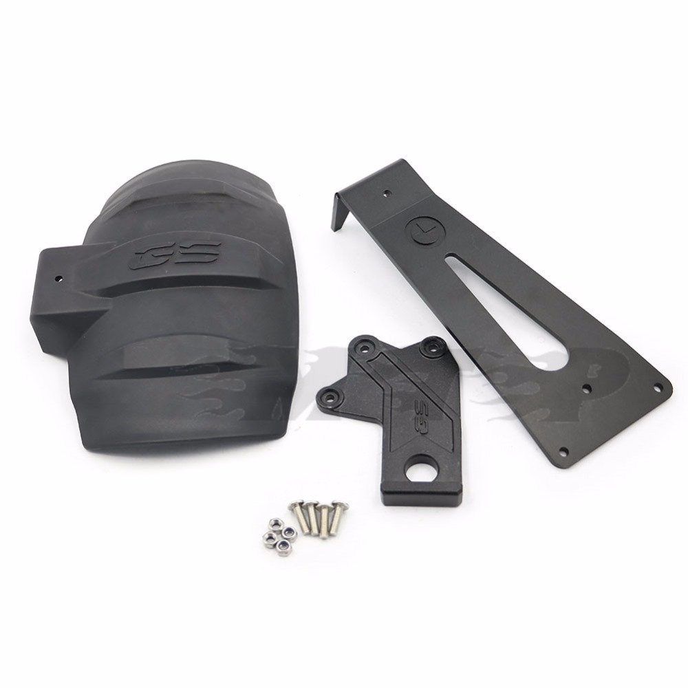 F 800 700 GS 08 17 Rear Fender Mudguard Wheel Hugger Protector For BMW F800GS F700GS