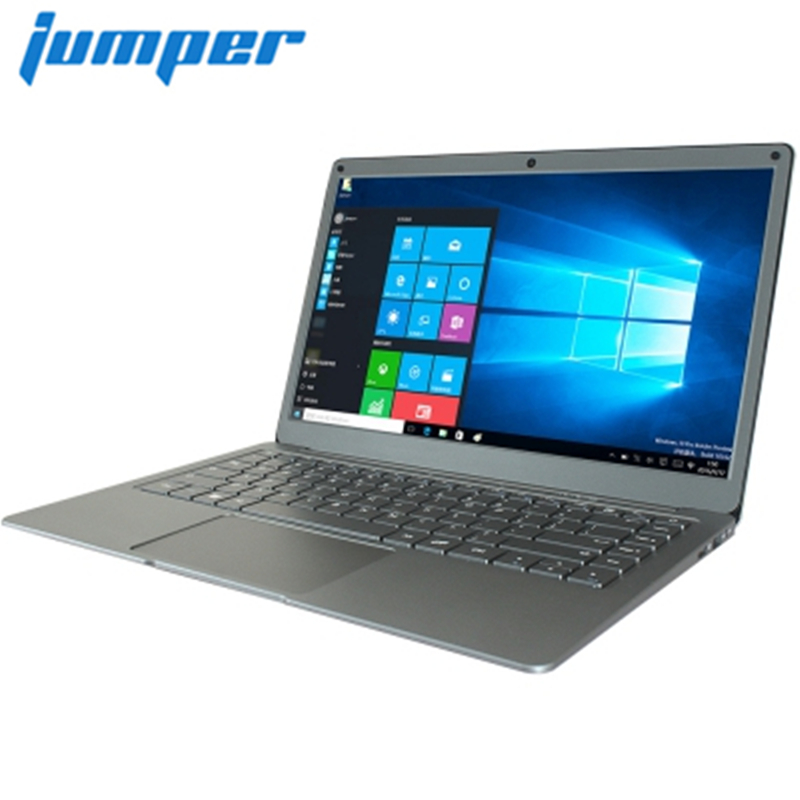 "Jumper EZbook X3 Laptop 13.3"" Windows 10 Home Version Intel Apollo Lake N3350 Dual Core 1.1GHz 6GB 64GB Front Camera Notebook(China)"