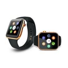 Bluetooth Smart Watch Smartwatch Armbanduhr Pulsmesser Für Ios Android Handys Relogio Inteligente Reloj Tragbares Gerät