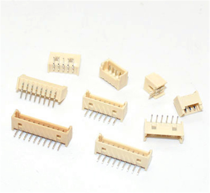 1000pcs Micro JST 1.25mm  1.25 2/3/4/5/6P Pin Right Angle Socket Connector Pin Header агхора 2 кундалини 4 издание роберт свобода isbn 978 5 903851 83 6