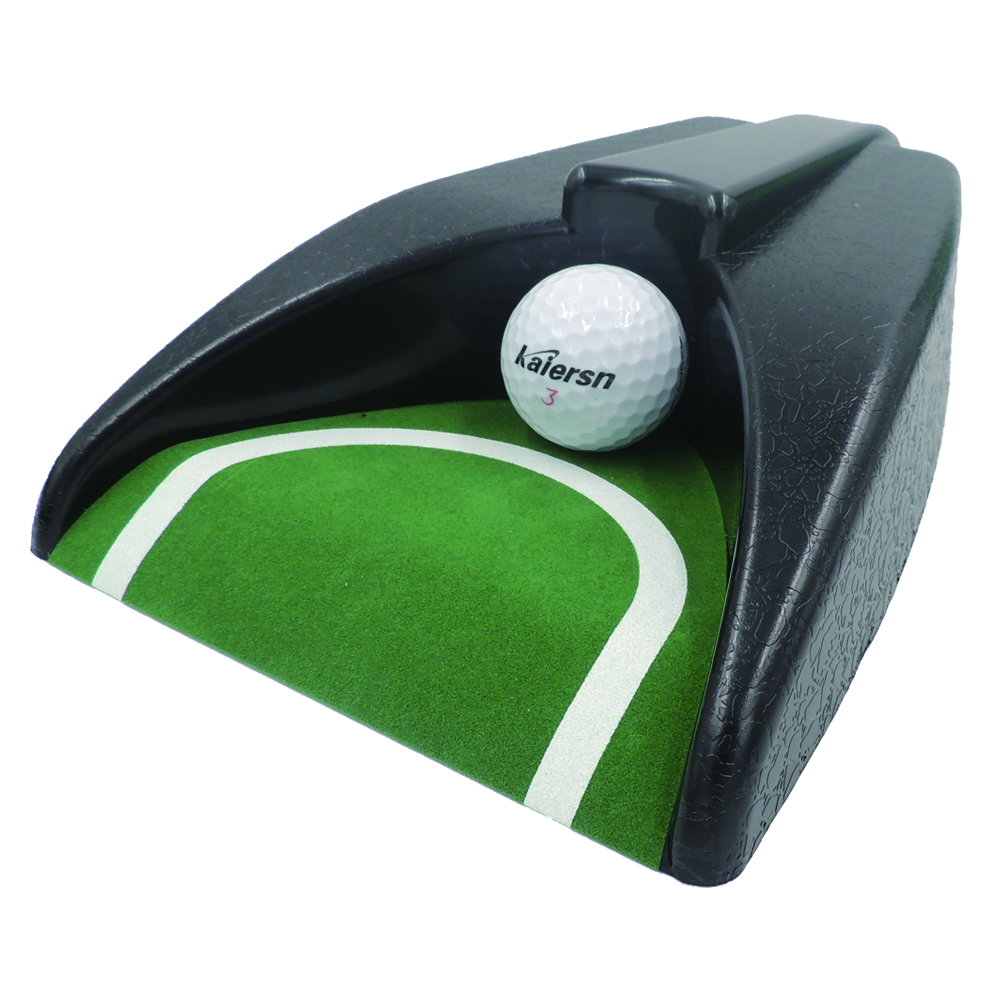 Plastic Golf Auto Return System Putt Golfing Training Golf Ball Kick Back Automatic Return Putting Cup Device
