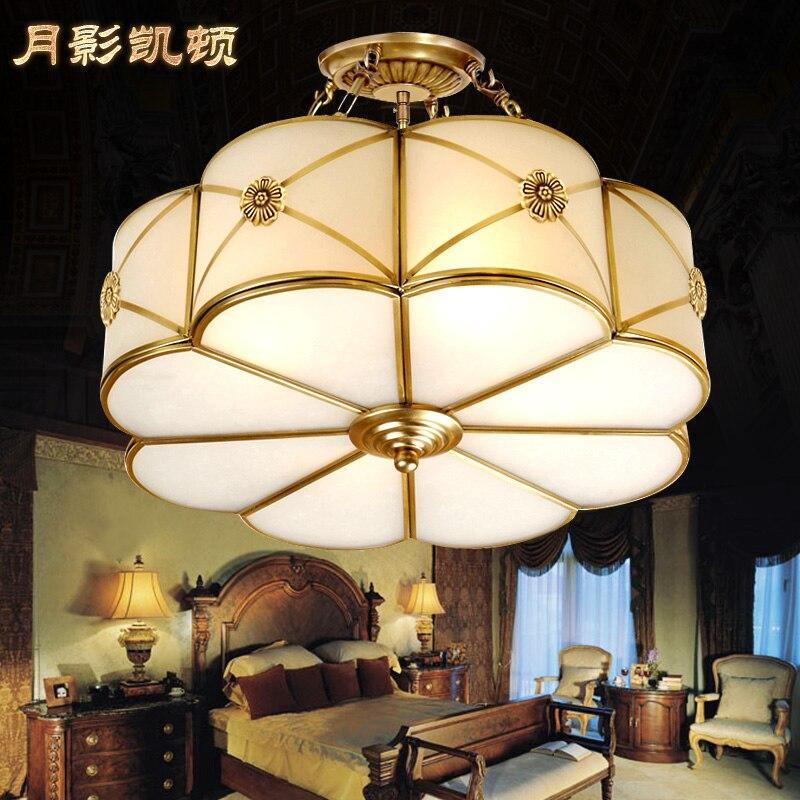 online kaufen gro handel kupfer lampenschirm aus china. Black Bedroom Furniture Sets. Home Design Ideas