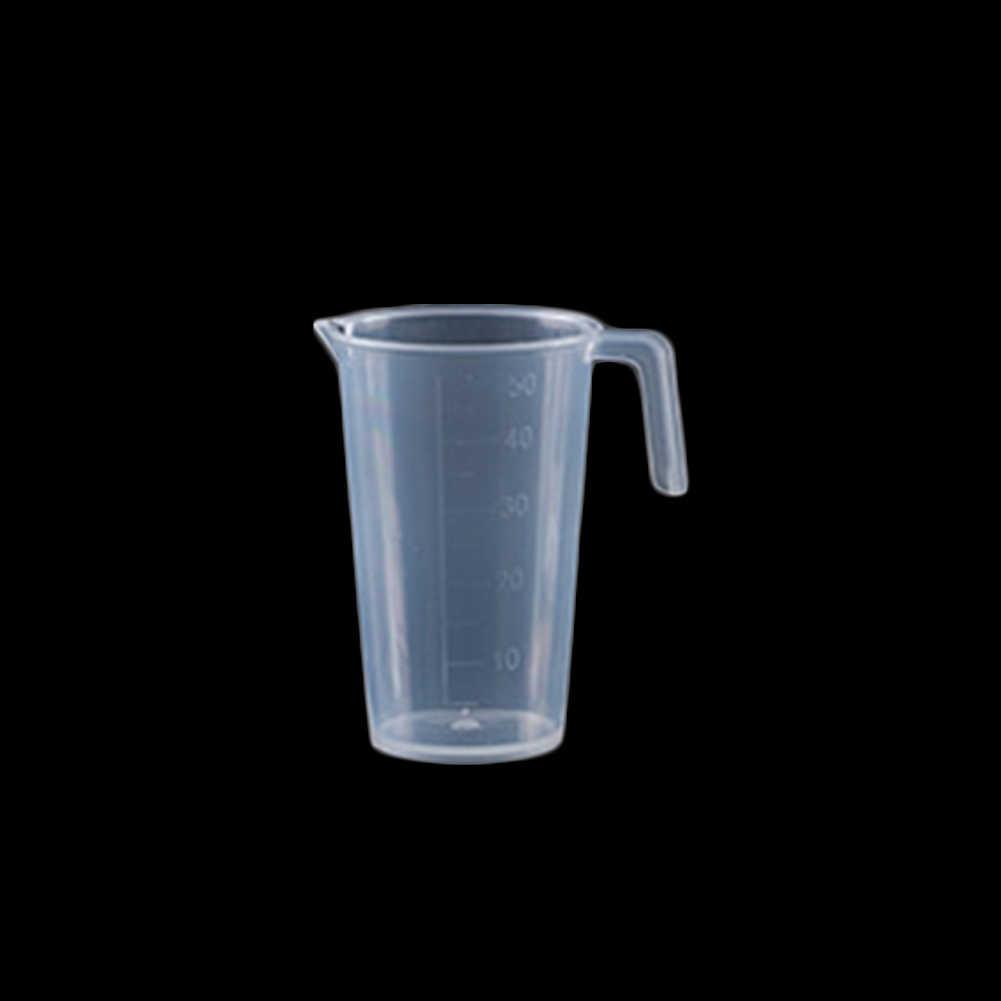 Réutilisable 20/30/50/300/500/1000ML tasse à mesurer cruche graduée Surface conteneur cuisine outil mesure cruches