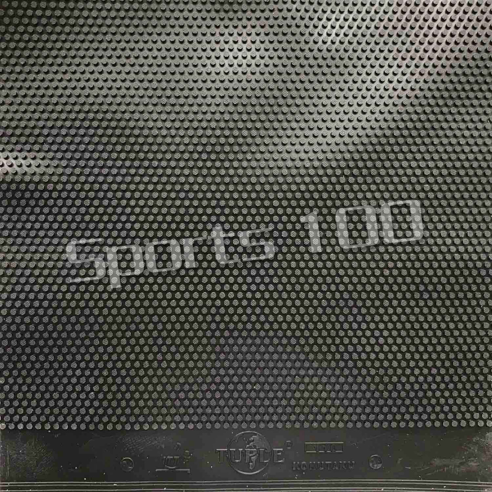 Kokutaku Tuple 110 OX Half Long Pimples Out Table Tennis Rubber Without Sponge