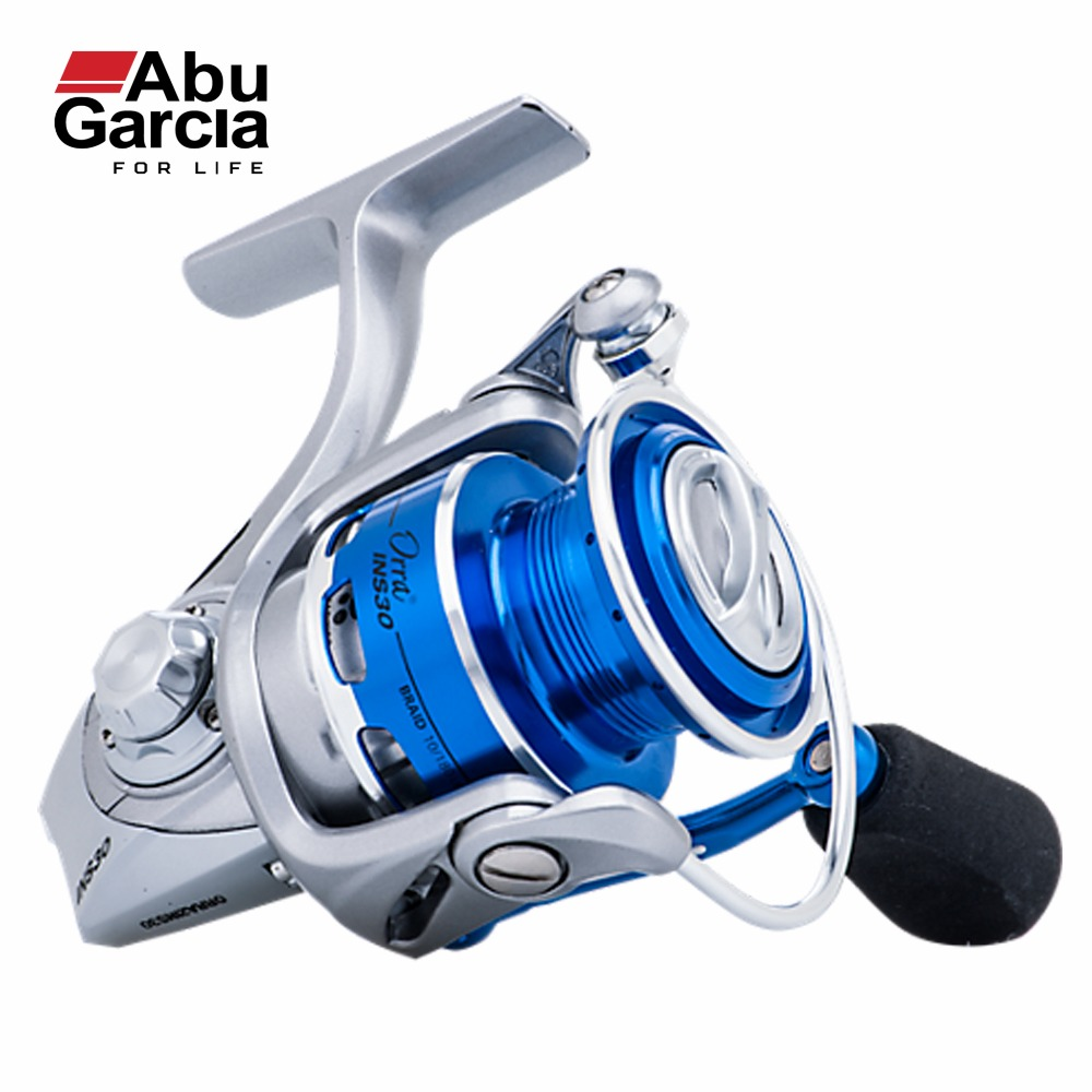 100% Original ABU GARCIA ORRA INSHORE 3000 3500 4000 6000 Series Fishing Spinning Reel Machined Aluminum Spool For Saltwater 2017 new abu garcia 100