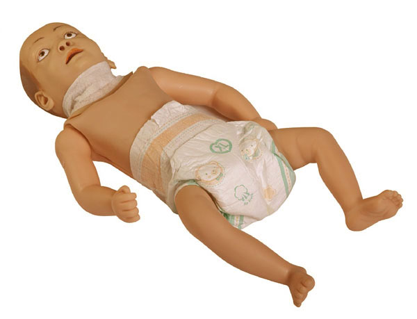 Child Tracheotomy Care Simulator Model, Infant tracheostomy nursing model