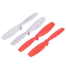 Fashion 4pcs F11683 M62-04 Mini Propeller Main Blade For Skytech M62 RC Helicopter Quadcopter Drone