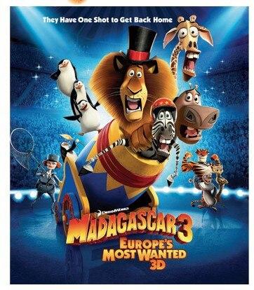 «В Смотреть Онлайн Мадагаскар 3 В Хорошем Качестве» / 2009
