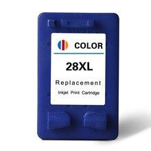 For HP 28 Ink Cartridge For HP Deskjet 3320 3322 3420 3425 3450 3520 3650 3550 3740 3745 3840 3845 PSC 1310 1315 2100 2170 2200 цена 2017