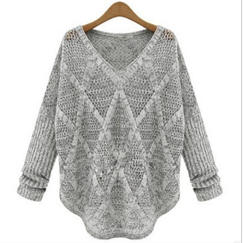 Pullover Sueter Feminino Sweters Women Invierno 2019  Chompas Para Mujer Tricot Plus Size Sweater Ropa