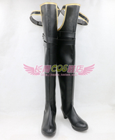 rwby Blake Belladonna Cosplay Shoes Boots Custom Made 6817