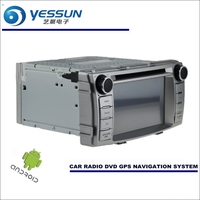 YESSUN Car Android Navigation System For Toyota Hilux / Vigo 2012~2014 Radio Stereo CD DVD Player GPS Navi HD Screen Multimedia