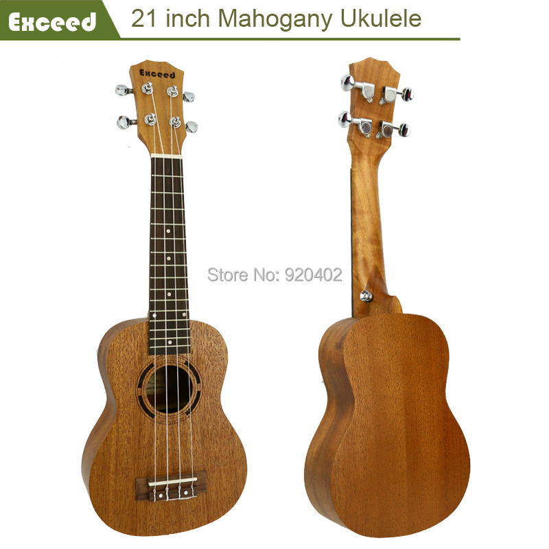 21 inch Mahogany Ukulele Acoustic Guitar Soprano Hawaii Ukelele Musical Instrument uke Guitarra handcraft guitra free shipping f98 2016 newestnew bluetooth headphone wireless stereo headset earbuds earphone for iphone samsung free shippingfree shipping