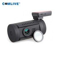 Ambarealla A7LA70 HD1296P Dashcam Car Camera 1 5 GPS Logger WDR And HDR CPL Function Mini