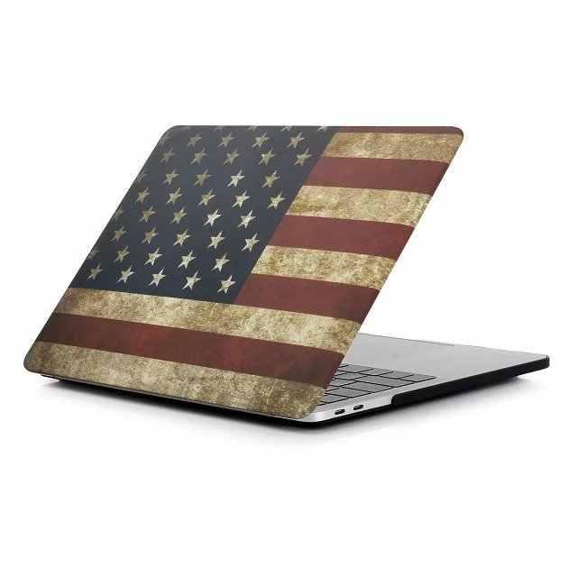プリント透明ハードカバー macbook air は 11.6 インチ A1370 A1465 11 インチ漫画のラップトップスリーブシェルケースラップトップバッグ