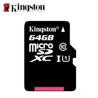 Kingston Micro Sd Memory Card 64G class10 Mini Sd Card 64gb SDHC/SDXC TF Card Flash Memoria Micro sd card UHS I for Mobile Phone