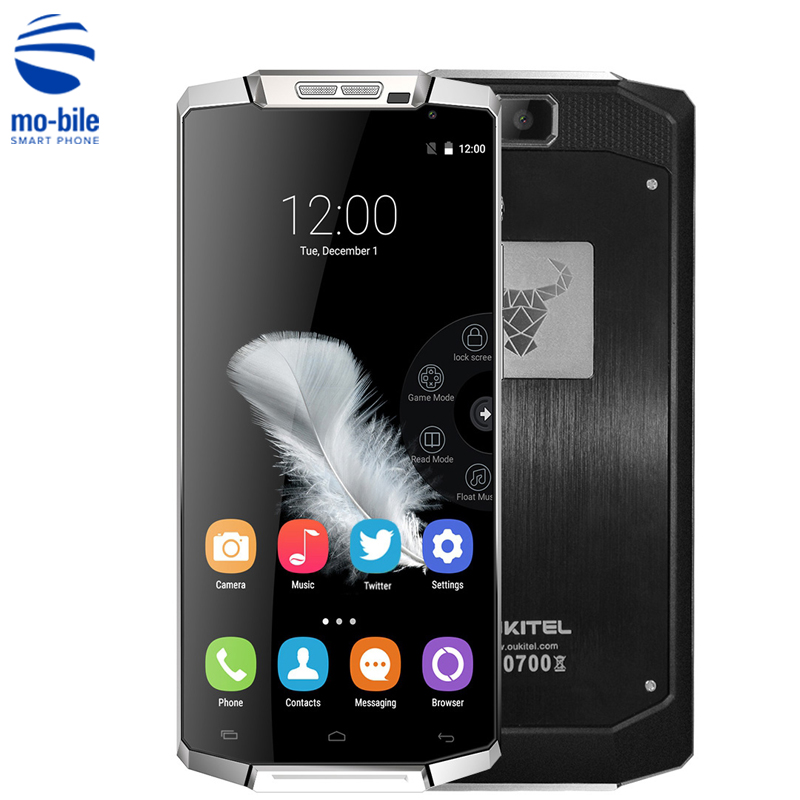 Цена за Оригинал Oukitel K10000 5.5 дюймов 4 Г LTE Android 5.1 Смартфон 10000 мАч Батареи 2 ГБ + 16 ГБ ROM 720 P 13MP Открытый Мобильный Телефон