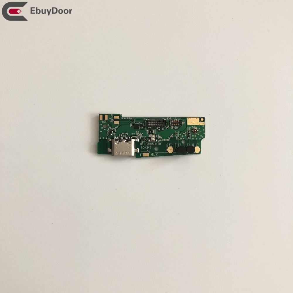 Oukitel K10 nuevo tablero de la carga del enchufe del USB para oukitel K10 MTK6763 octa Core 6.0