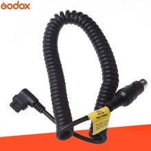 Блок питания Godox PB960 PB820, разъем для вспышки батареи CX/NX/SM/MS/LX, кабель питания для Canon Yongnuo Nikon Sony Metz Godox LED