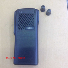 black color the housing for gp88s walkie talkie ,gp88s shell with channel and volume knobs
