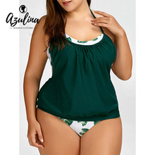 17f37684ca79a Buy tropical tankini swimsuits and get free shipping on AliExpress.com