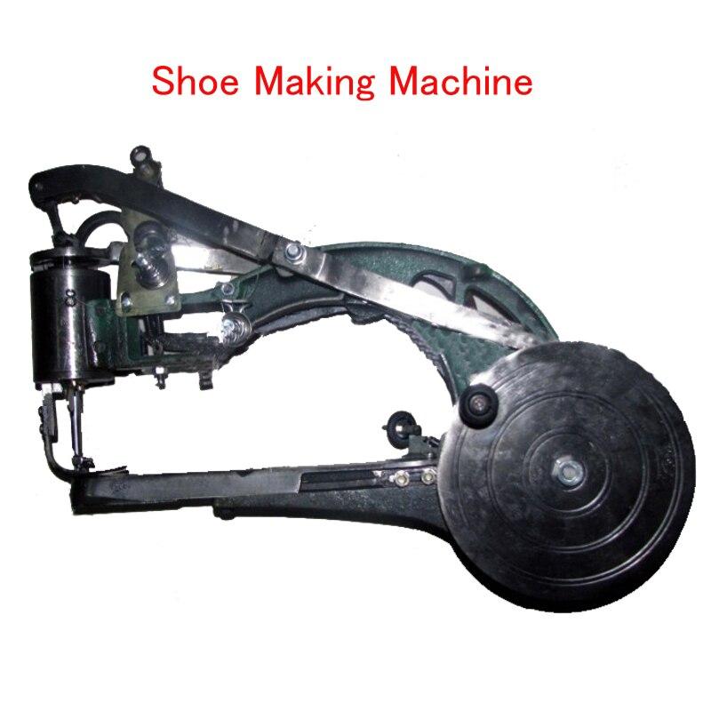 1pc Manual Industrial Shoe Making Machine Sewing Equipment For Shoes new manual shoe making sewing machine