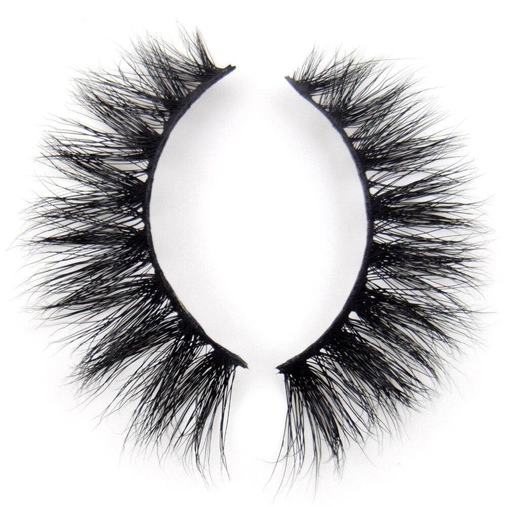 28fb43434ba Visofree Eyelashes natural handmade eye lashes Crisscross False Eyelashes  Eyelash Extension Fake Eye Lashes 3D Mink Lashes E06