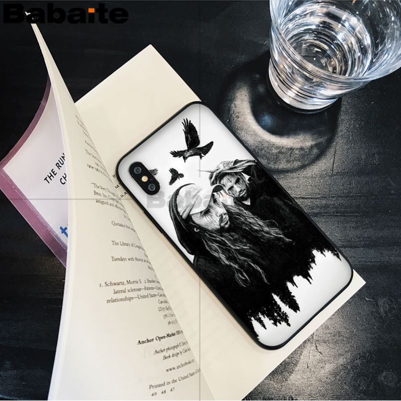Babaite Ftp Uicideboy Uicideboy Suicideboys High Quality Phone Accessories Case For Iphone 8 7 6 6s Plus 5 5s Se Xr X Xs Max