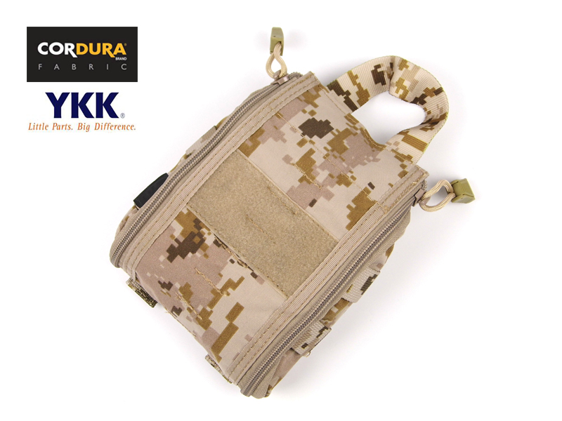 Tactical Medical MOLLE Trauma Kit Pouch AOR1 Emergency Survival Gear+Free shipping(XTC051038)