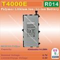 [T4000E] 3.7 v 4000 mah li-polímero de iones de litio móvil/tablet pc de la batería para samsung galaxy tab sm-t210 t211 t2105 t217a p3200