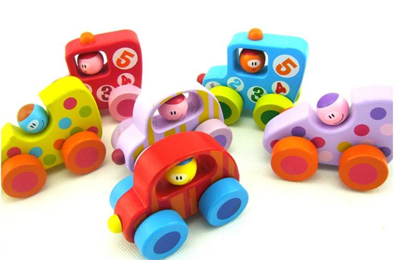 unid beb juguetes mini coche vehculo de juguete modelo de coche para nios de colores