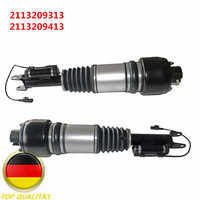 AP02 Front Left+Right Air Spring Shock Strut For Mercedes  W211 C219 CLS550 E350 E500 2113205513 2113205413 2113209313