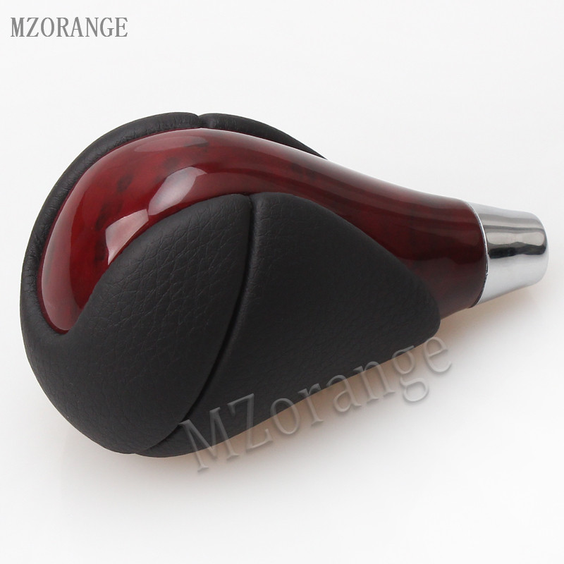 MZORANGE Brown Wood Gear Shift Knob For Lexus RX350 RX450h IS250 IS350 ES300 ES350 GS300 GS350 LS460 LS430 LS600h LX470 цены