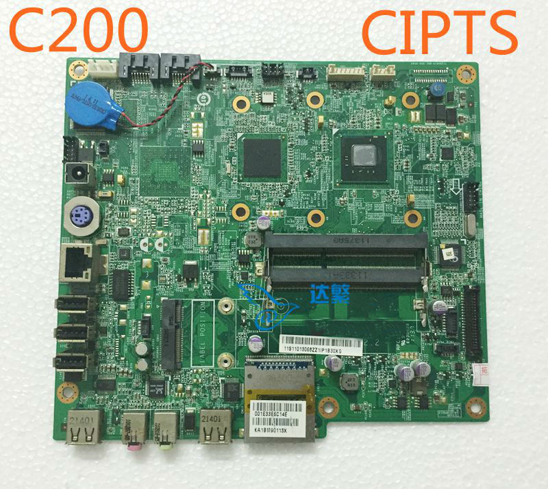 For Lenovo C200 DDR3 AIO Motherboard CIPTS V:2.2 Mainboard 100%tested Fully Work