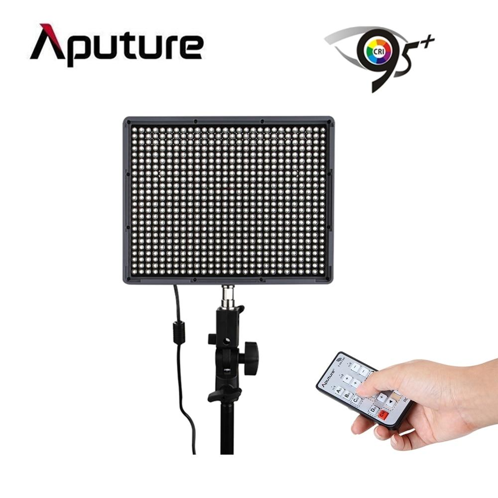 Aputure Amaran AL-HR672C Professional LED Video Light CRI95+ 3200-5500K Photo Light LED Camera Photography Lighting