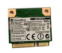 SSEA Neue großhandel für AzureWave AW-NB097H AW-NB100H AW-NB126H AR3012 AR5B225 Hälfte Mini PCI-E Wifi BT4.0 Wlan Wireless Karte