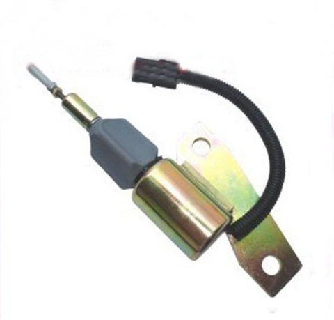 цена на SOLENOID valve STOP 12V 3991624 ,fedex and ems free shipping