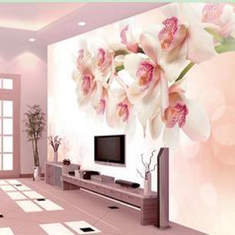 Aliexpress.com : Buy Beibehang 3d Wall Murals Wallpaper Flower Seamless  Backdrop Mural Painting Large Living Room Sofa Backdrop Decorative  Wallpaper From ... Part 89